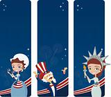 4th July Banners