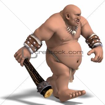 toon cyclop barbar