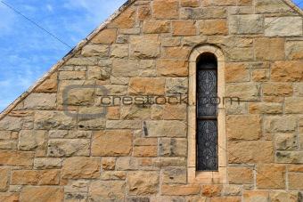 Small Church Windows