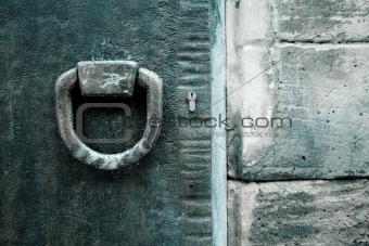 Old Metal Doors