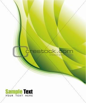 Business Green Flyer