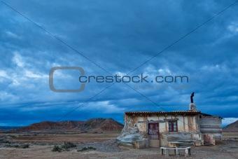 Old shanty