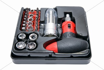 Case of Screwdrivers set