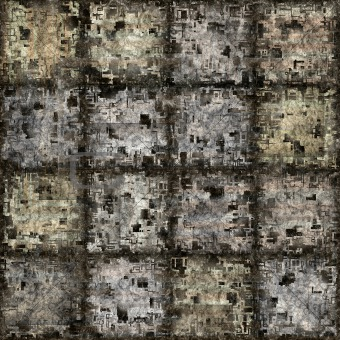 grunge blocks pattern
