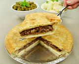 Family Size beef Pie