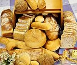 Selection Of Breads