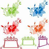 floreal composition