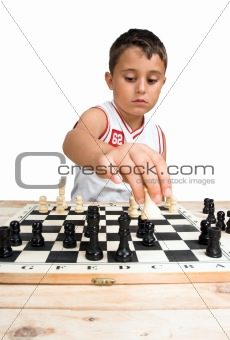 young chess-player