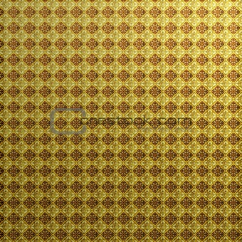 Antique Floral Pattern