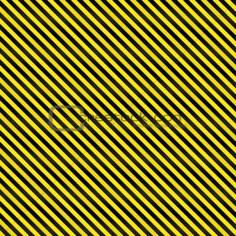 Tight Seamless Hazard Stripes