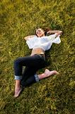 beauty on the grass