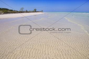 Cayo coco beach