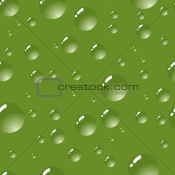 Abstract bubbles background.