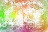 colorful grunge wall background
