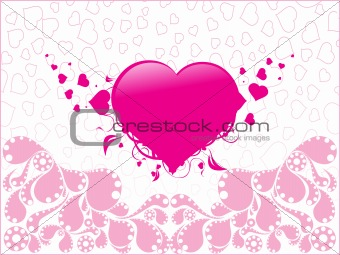 abstract-illustration love card