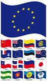 Vector Flag Collection