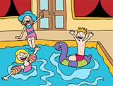 Children's Pool Party