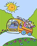 Sunshine Bus