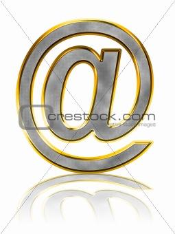 bling e-mail symbol