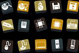 Computer Icon Set