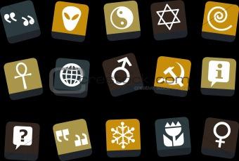 Symbols Icon Set