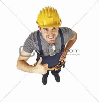 positive handyman