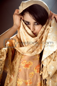 Arabian girl