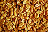 salted nuts background