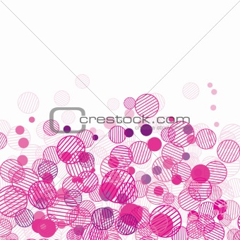 Abstract funny background for your design