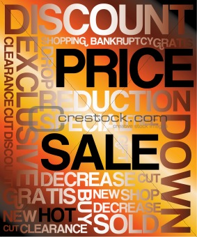 Image Description: Sale discount poster - with backlight on hot ...: www.crestock.com/image/1964770-Sale-discount-poster.aspx