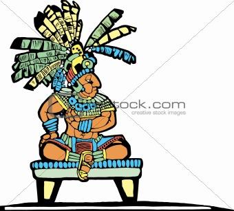 Mayan King #2
