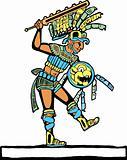 Mayan Warrior #2