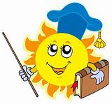 Sun teacher