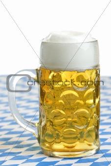 Oktoberfest Beer stein (mug)
