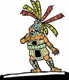 Mayan Ballplayer #2