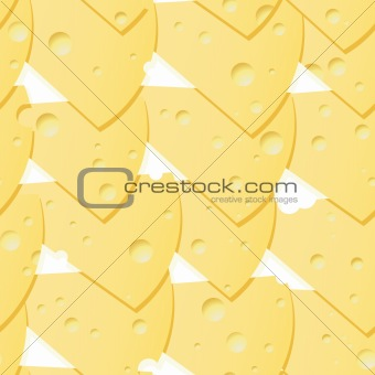 Abstract cheese background.