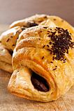 chocolate croissant