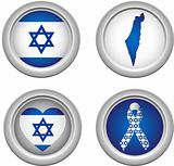 Israel Buttons