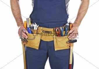 tool belt detal