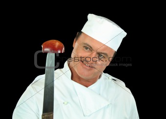 Apple Knife Chef