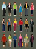 People Vectors