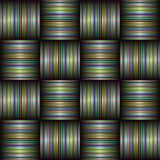 candy stripe weave