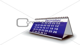 Annual Desk Calender