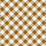 brown table cloth