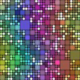 colored blocks pattern