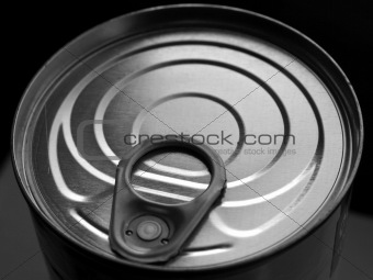 Can of canned food