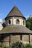 Round Church in Cambridge