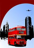London image background