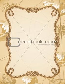 knot frame