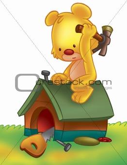 carpenter bear